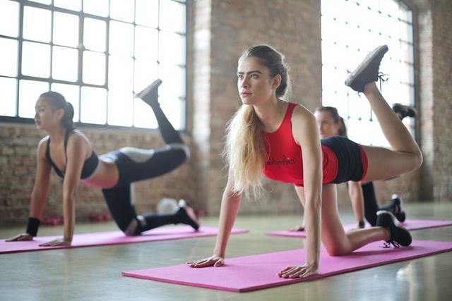 buty do fitnessu, buty do ćwiczeń damskie