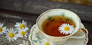 herbata rumiankowa, rumianek na co pomoaga