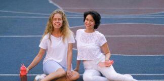 koszulki sportowe damskie