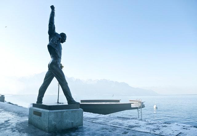 najlepsze biografie, biografia Freddie Mercury