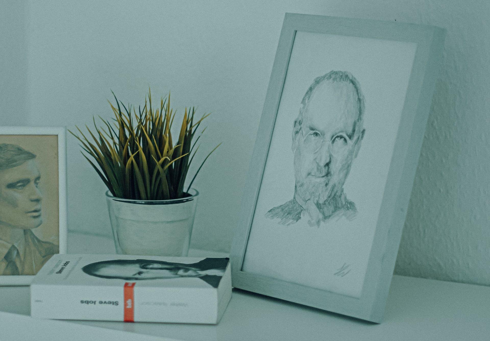 najlepsze biografie, Steve Jobs biografia