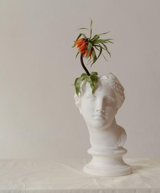 stojak na kwiaty doniczkowe